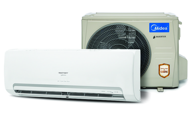 Split Springer Midea Inverter 12.000 BTU/h Frio