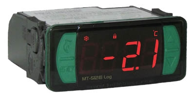 MT-512E Log - Full Gauge