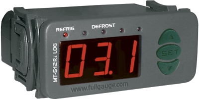 MT-512R i Log - Full Gauge