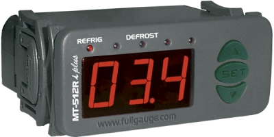 MT-512R i Plus - Full Gauge