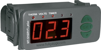 MT-516RVT i Plus - Full Gauge