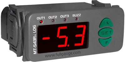 MT-543R i LOG - Full Gauge