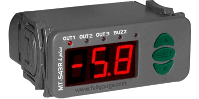 MT-543R i Plus - Full Gauge