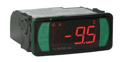 TC-900E Log - Full Gauge