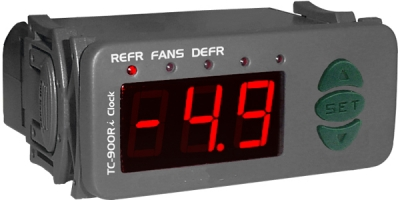 TC-900R i clock - Full Gauge