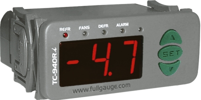 TC-940R i - Full Gauge